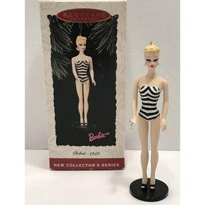 Vintage Barbie Hallmark Keepsake 1994 Ornament